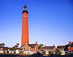 Early Morning Light on Ponce de Leon Lighthouse