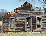 Old Abandoned Homestead, Pope County, Moreland, AR