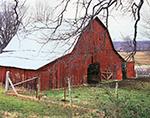 Old Red Barn, Faulkner County, Vilonia, AR