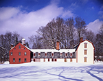 Dwight House, Historic Deerfield Visitor Center, Deerfield, MA