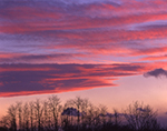 Pioneer Valley Sunset, Hadley, MA