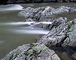 Rock Formations, Little Hoosic River, Taconic Range, Petersburg, NY