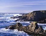 Pacific Coast, Mendocino Headlands State Park, Mendocino, CA