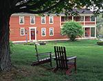 Samuel McClellan House (1760) Antiques, South Woodstock, CT