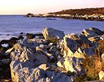 Rocky Shoreline, Sachuest National Wildlife Refuge, Middletown, RI