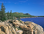Otter Cliffs on a Clear Summer Day, Acadia National Park, ME