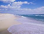 Wind and Surf at Cisco Beach, Nantucket, Massachusetts