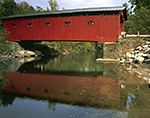 Arlington Covered Bridge (1852), Arlington, VT 