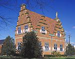 Zwaanendael Museum, a Delaware State Museum, Lewes, DE