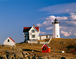 Nubble Light, Cape Neddick, York, ME