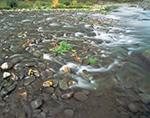 Rocky Bottom of the Scoharie Creek, Catskills, near Jewett, NY