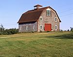 Barn at Edgewood Farm, Deer Island, ME