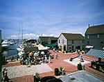 Bowen's Wharf Marketplace, Newport, RI