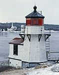 Squirrel Point Light, Arrowsic Island, ME