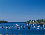 Lobster Fleet, Bailey Island, ME