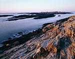 Coastline at Lands End, Bailey Island, ME
