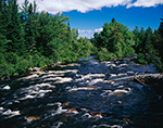 Rapids at Headwaters of Hudson River, High Peaks Area, Adirondack Park, Newcomb, NY