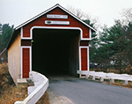 Covered Bridge (Slate Bridge - 2001), Swanzey, NH
