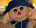 Scarecrow Face, Cordova, MD