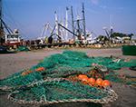 Fishing Nets and Draggers, Stonington, CT
