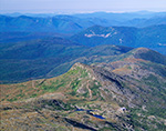 Lake of the Clouds, AMC Hut and Appalachian Trail, Mt. Washington, White Mountains National Forest, NH
