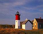 Early Morning LIght at Nauset Light, Cape Cod National Seashore, Cape Cod, Eastham, MA