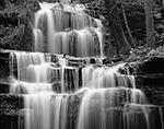 Waterfall at Gunn Brook, Sunderland, MA