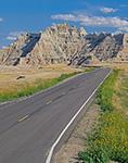 Loop Road, Badlands National Park, South Dakota