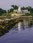 Poplar Point Light, Wickford Harbor, Wickford, Town of North Kingstown, RI