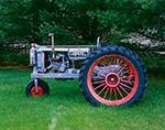 International Harvester F-12 McCormick Deering Farmall Tractor, Potterville Museum, Scituate, RI