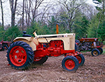Comfort King 730 Case Tractor, Belchertown, MA