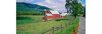 New Hampshire Farmland, Columbia, NH