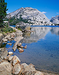 Tenaya Lake with Surrounding Mountains, Yosemite National Park, CA