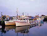Lobster Boats at Dock, Stonington Harbor, Stonington, CT