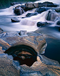 Glacial Pothole Area, Salmon Falls, Deerfield River, Shelburne Falls, MA