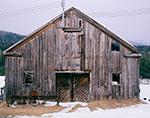 Old Weathered Barn, Adirondack Mountains, Elizabethtown, NY