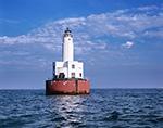 Cleveland East Ledge Light, Buzzards Bay, Bourne, MA