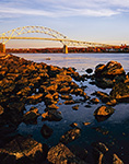 Bourne Bridge and Cape Cod Canal, Cape Cod, Bourne, MA