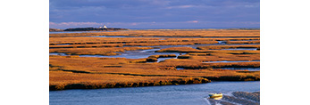 Nauset Marsh and Former Coast Guard Station, Cape Cod National Seashore, Eastham, MA
