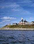 North Dumpling Light, Fisher Island Sound, Long Island, NY