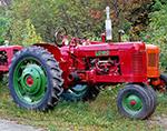 Long Tractor, Dorr Tractor Farm, Manchester, VT