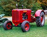 "Co-op ""3"" Tractor, Dorr Tractor Farm, Manchester, VT"