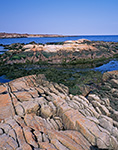 Rock Formations along Maine Coastline, Biddeford, ME