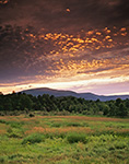 Dramatic Sky over Mt. Everett Wildlife Sanctuary, Berkshire Mountains, Sheffield, MA