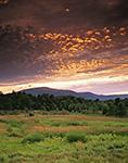 Dramatic Sky over Mt. Everett Wildlife Sanctuary, Berkshire Mountains, Sheffield, MA