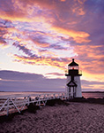 Predawn at Brant Point Light, Nantucket, MA 