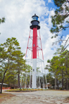 Crooked River Lighthouse, Gulf Coast, Florida Panhandle, Franklin County, Carrabelle, FL