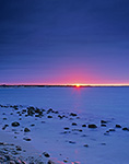 Rising Sun, Westport Beach, Westport, MA