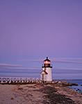 Brant Point Light in Evening, Nantucket, MA