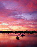 Spectacular Sunrise over Polpis Harbor, Nantucket, MA